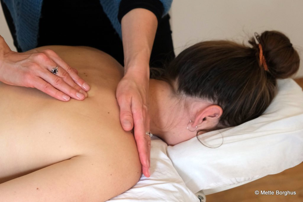 Galleri - Massage